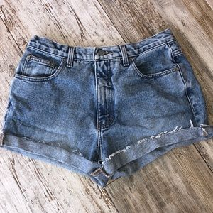 Vintage American Eagle Mom Shorts - Dungarees